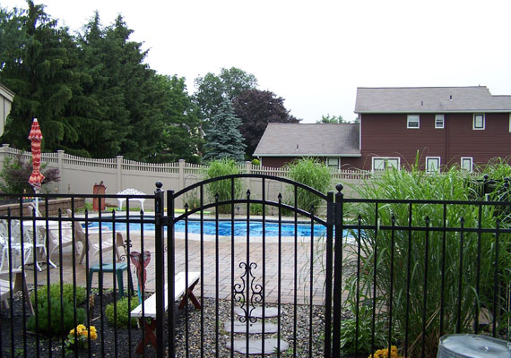 Pool Lehigh Valley Fenco Co Residential Commercial